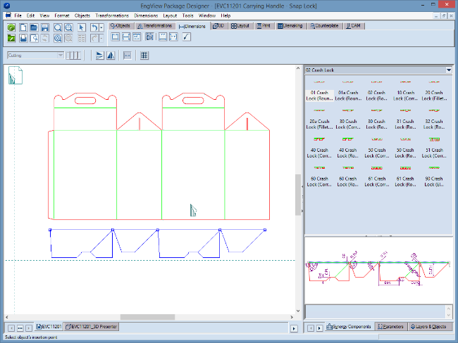 drafting_parametric_components